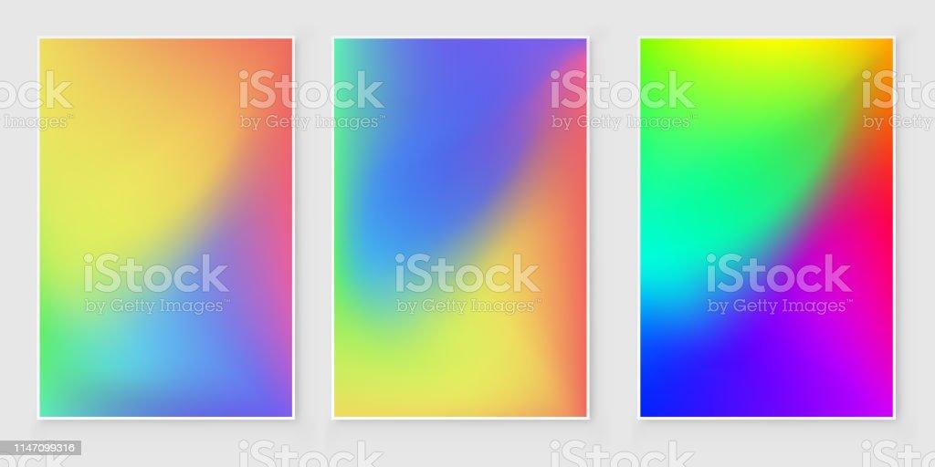 Bright colors gradient gradient background.Bright gradient background...