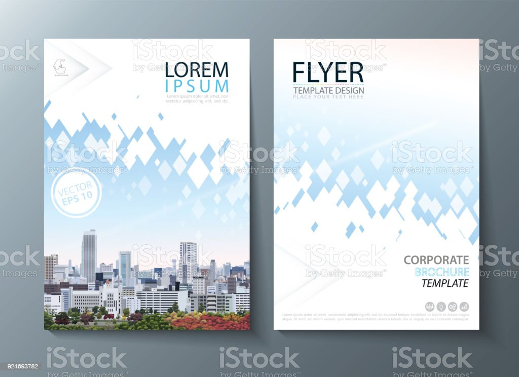 bright future image annual report brochure flyer design leaflet cover presentation abstract flat background