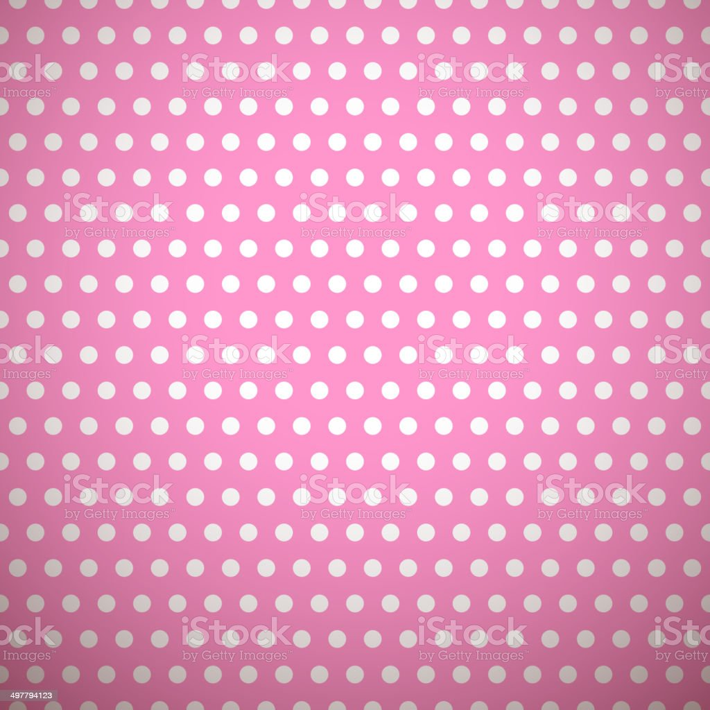 Bright girl vector seamless patterns (tiling) vector art illustration