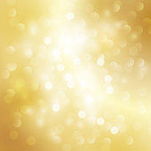 Bright golden yellow glitter image
