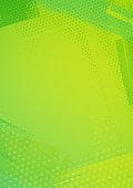 istock Bright green textured frame background 1304762850