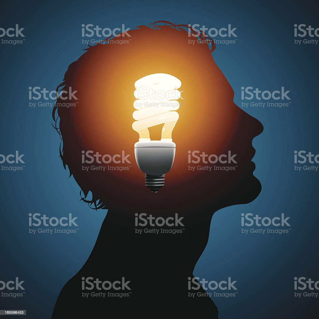Bright idea royalty-free bright idea stock vector art & more images of adult