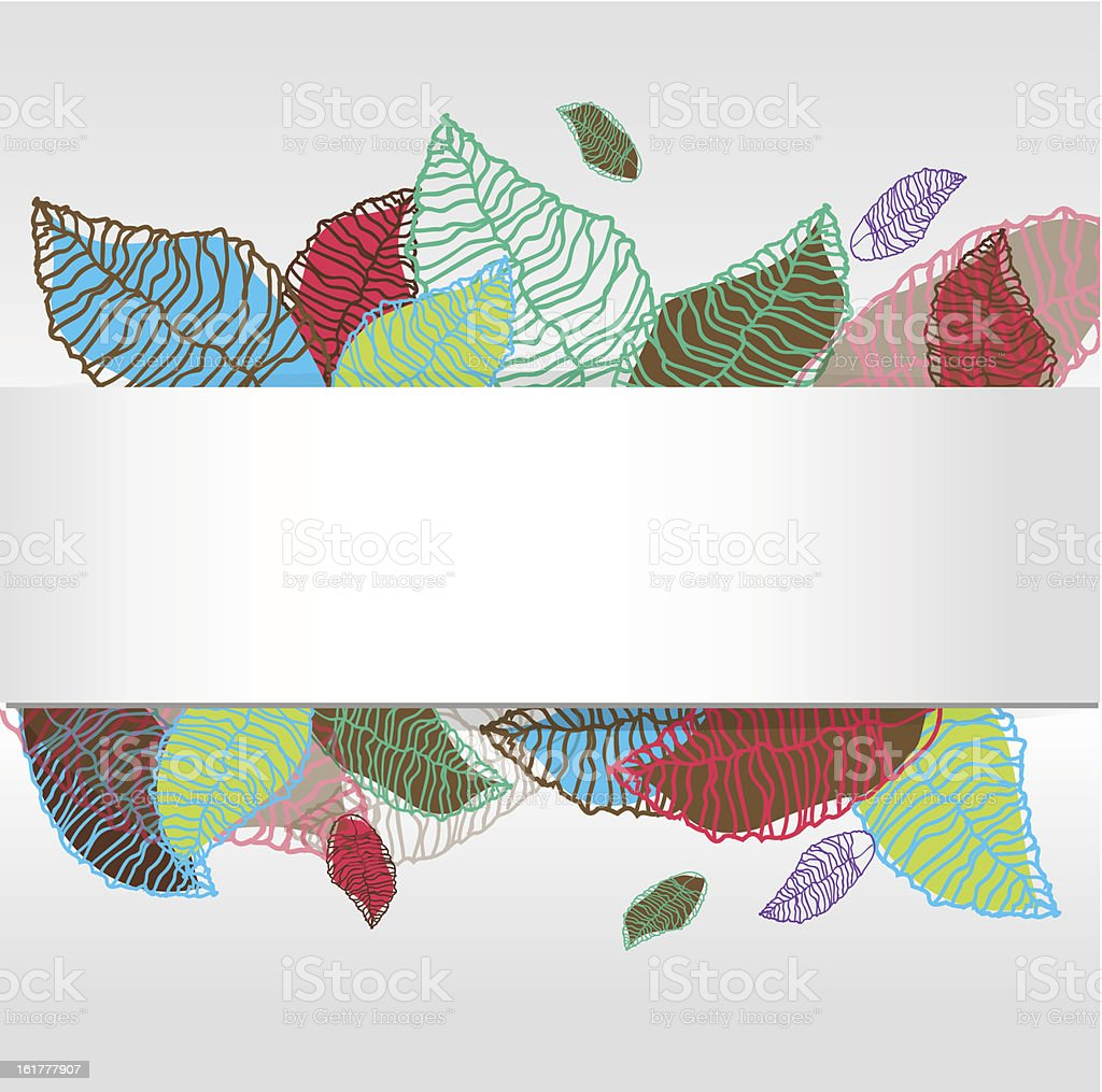 Bright leafs royalty-free bright leafs stock vector art & more images of abstract