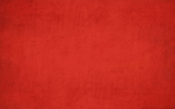 Bright maroon, deep red colored crumpled effect wall texture grunge vector background- horizontal - Illustration Horizontal bright deep blood red coloured crumpled paper effect wall texture vector background . Paper texture. Cracked, crumpled look. Rectangular grunge background. No text, No people. Copy space. Plain. Blotched surface. Stained look. Paint brush stroke wall effect. Can be used as a wallpaper, Xmas background, gift wrapping sheet or Birthday or  New Year celebration background. christmas backgrounds stock illustrations