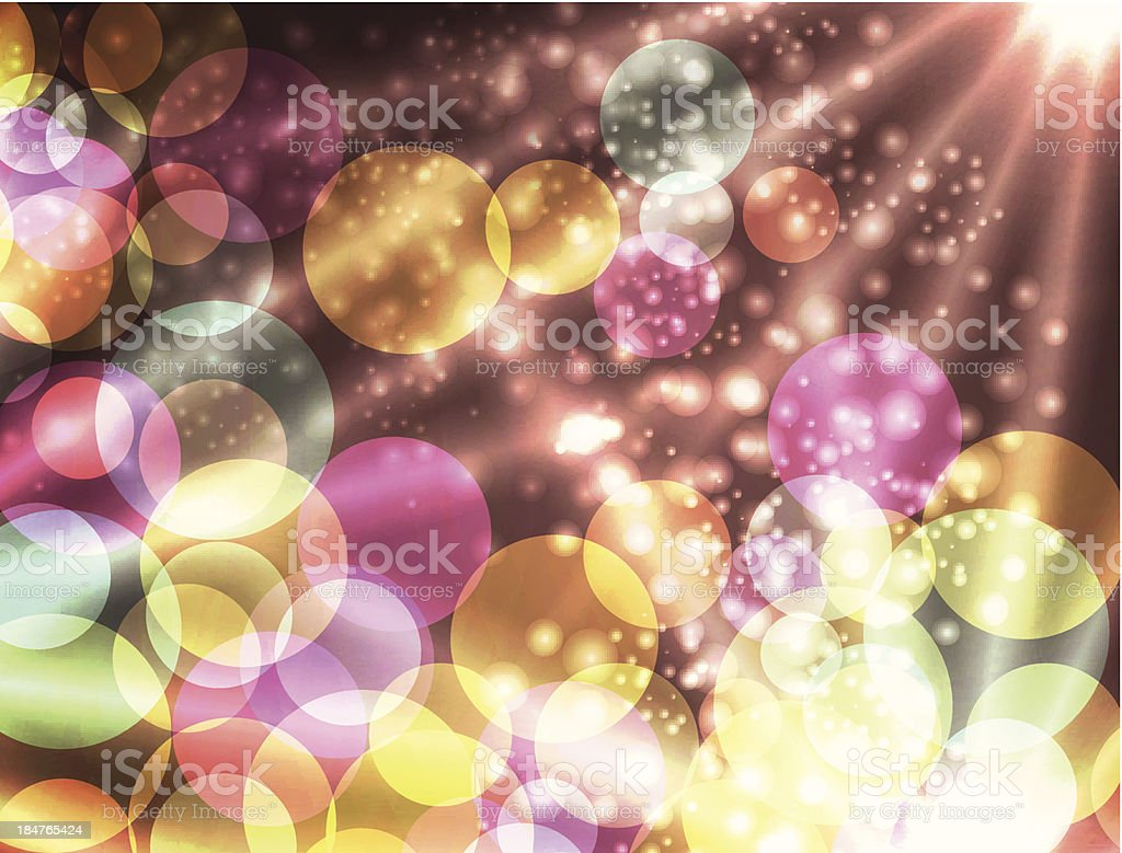 Bright multicolored circles royalty-free bright multicolored circles stock vector art & more images of abstract