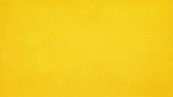 Bright mustard yellow color background- Vector illustration
