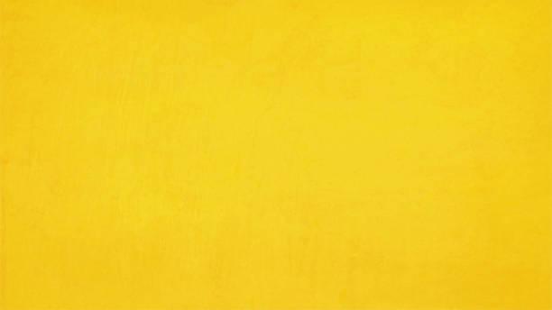 밝은 겨자 노란색 색상 배경 - 벡터 그림 - 노랑 stock illustrations