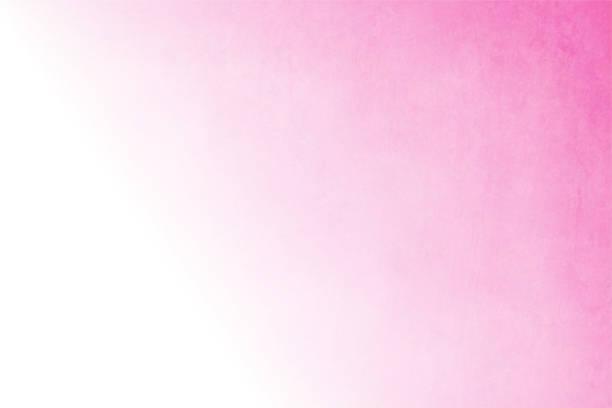 illustrazioni stock, clip art, cartoni animati e icone di tendenza di bright pink and white coloured ombre vector background illustration - magenta