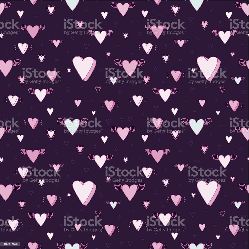 Bright romantic pattern royalty-free bright romantic pattern stock vector art & more images of abstract