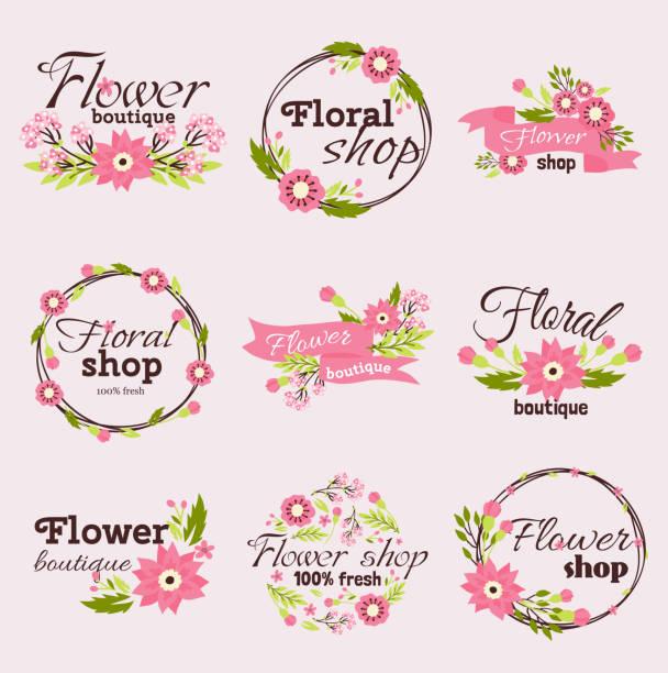 Royalty Free Florist Clip Art, Vector Images