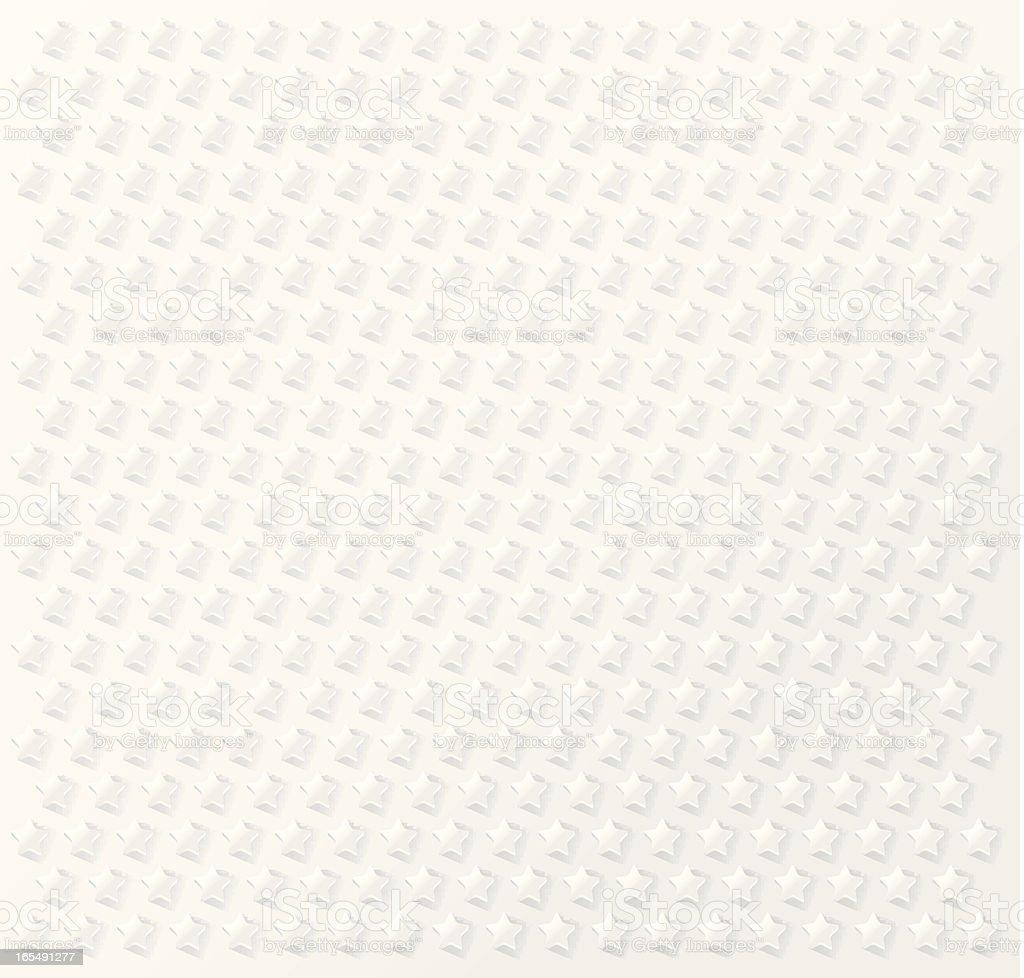 Bright stars geometric pattern texture background royalty-free stock vector art