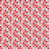 Bright tiles vector background, texture