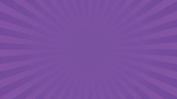 밝은 보라색 광선 배경 - 보라색 stock illustrations