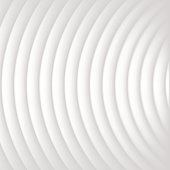 Bright Waves Abstract