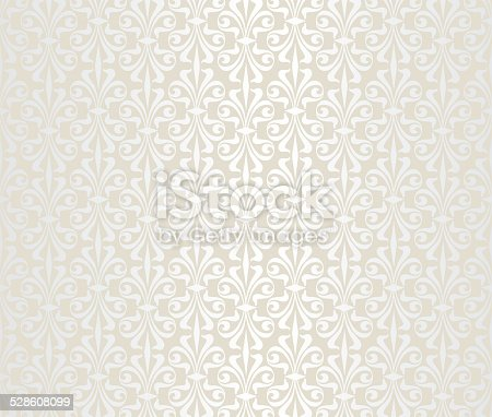 Victorian Background Ornament 2 Free Vector
