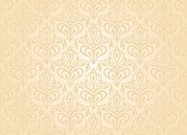 bright wedding vintage pattern wallpaper