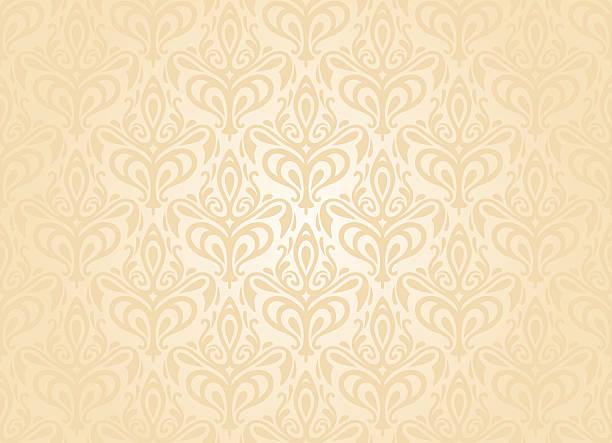 bright wedding vintage wallpaper - weddings background stock illustrations