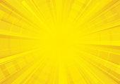 istock Bright yellow comic star burst background 1282605691