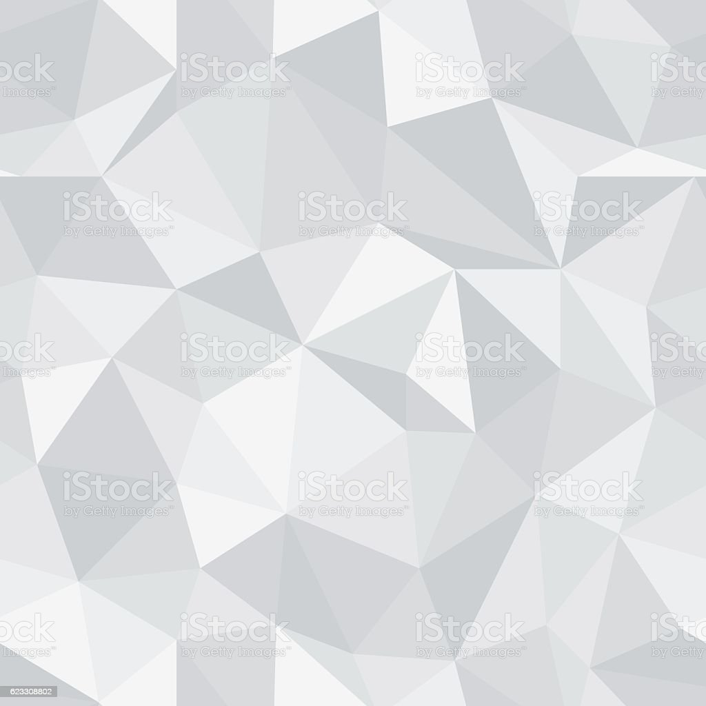 Brilliant seamless pattern. Diamond triangle vector background. vector art illustration