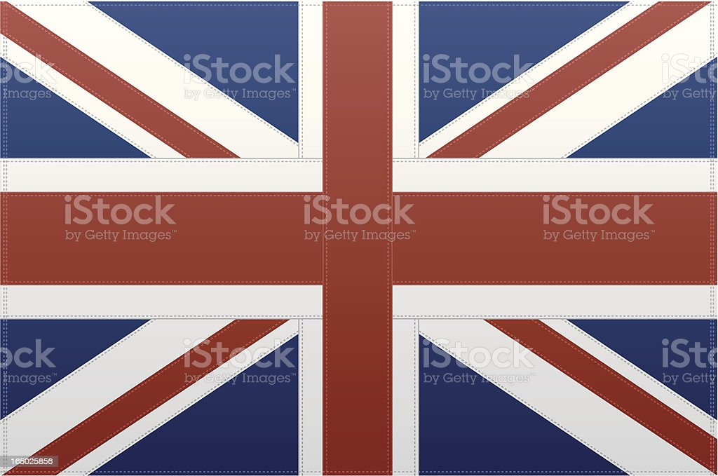 Britain Flag (Vector) royalty-free britain flag stock vector art & more images of awe