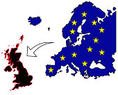 Britain Moving Arrow From EU