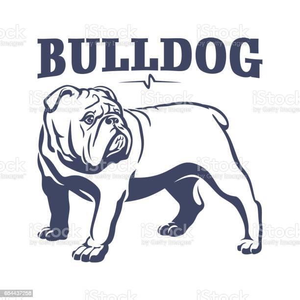 British bulldog mascot emblem illustration vector id654437258?b=1&k=6&m=654437258&s=612x612&h=85vgko jmruawnxtl5onptqxsontynr2 c5dbrsmbhc=