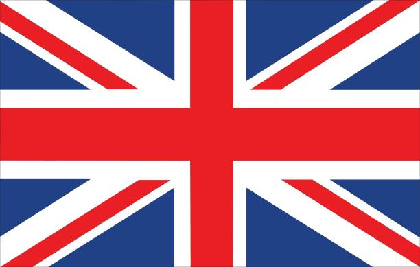 british flag - uk flag stock illustrations, clip art, cartoons, & icons