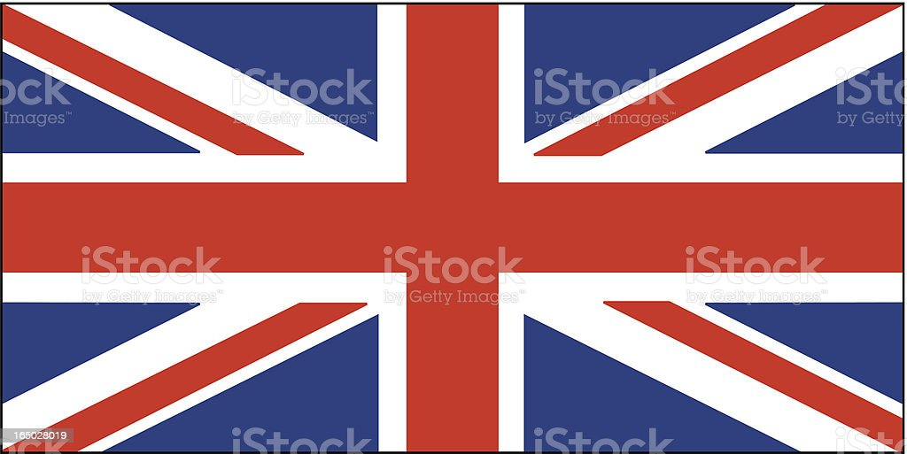 British Flag vector royalty-free british flag vector stock vector art & more images of all european flags