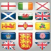 British Heraldry Symbols
