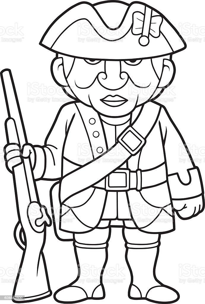 Ilustración de British Soldado y más banco de imágenes de Adulto ...
