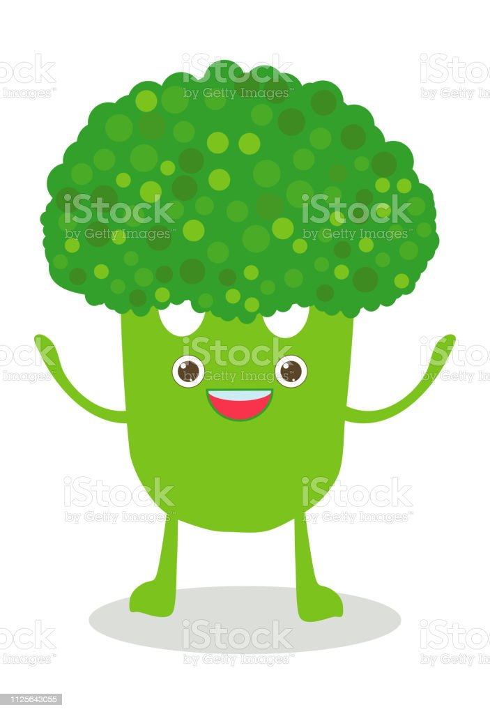 Download Broccoli Vector