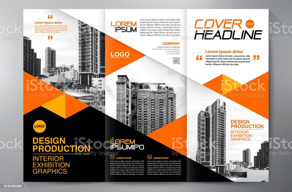 Brochure 3 fold flyer design a4 template stock vector art more brochure 3 fold flyer design a4 template royalty free brochure 3 fold flyer design saigontimesfo
