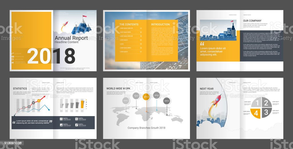 Brochure annual report company profile is clean professional create brochure annual report company profile is clean professional create your companys documentation quick accmission