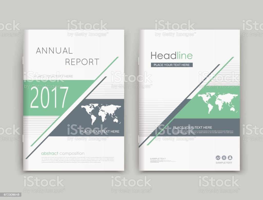 project report front page design