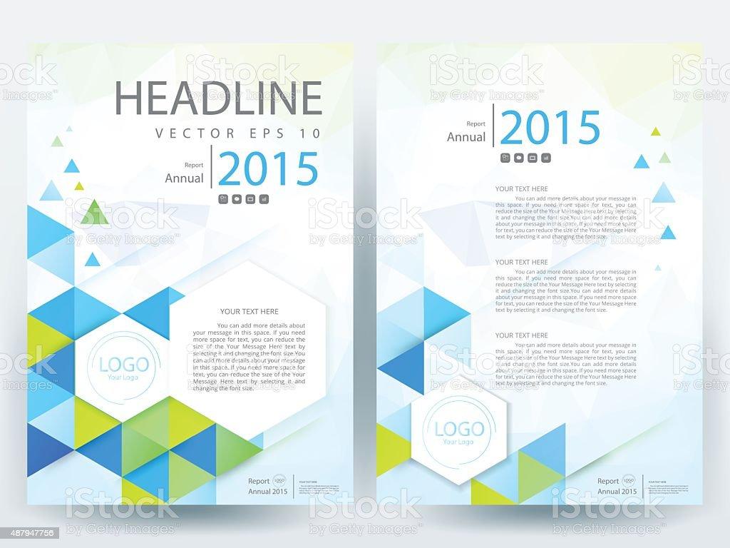 Brochure Design Templates Layout Vector Illustration Stock Vector - Free brochure design templates
