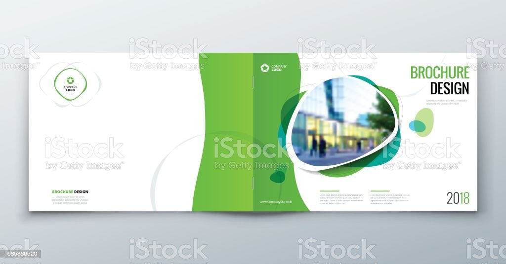brochure template layout cover design annual report magazine flyer