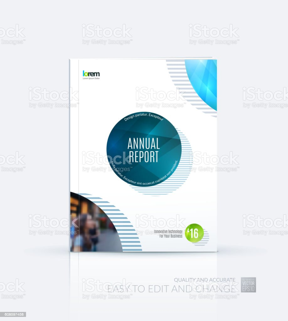 Cover design annual report magazine royalty free stock vector art - Brochure Template Layout Cover Design Annual Report Magazine Royalty Free Stock Vector