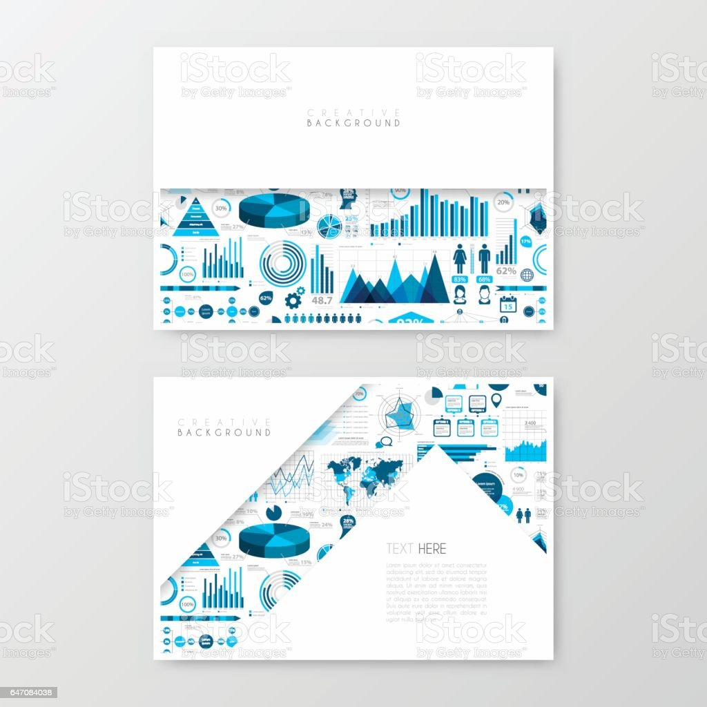 Brochure Template Layout Cover Design Business Annual Report Flyer ...