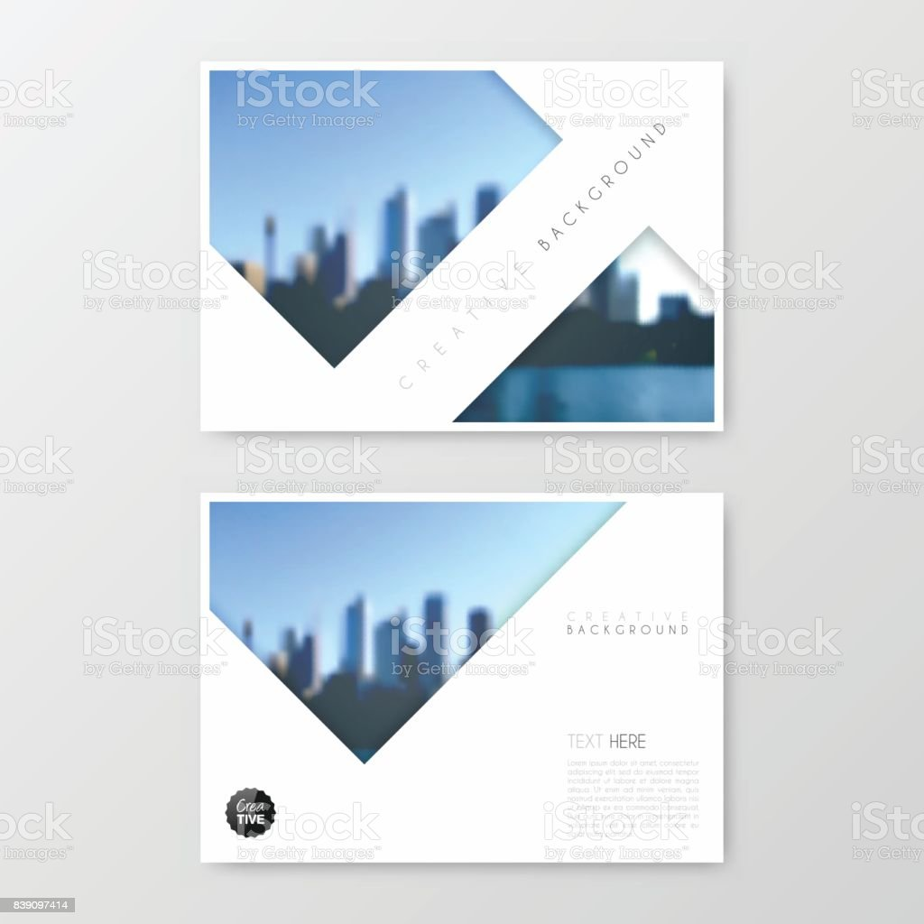 brochure template layout cover design business annual report flyer magazine royalty - Settlement Brochure Template