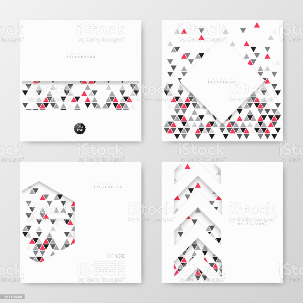 Brochure template layout, cover design, business annual report, flyer, magazine royalty-free brochure template layout cover design business annual report flyer magazine stock vector art & more images of abstract