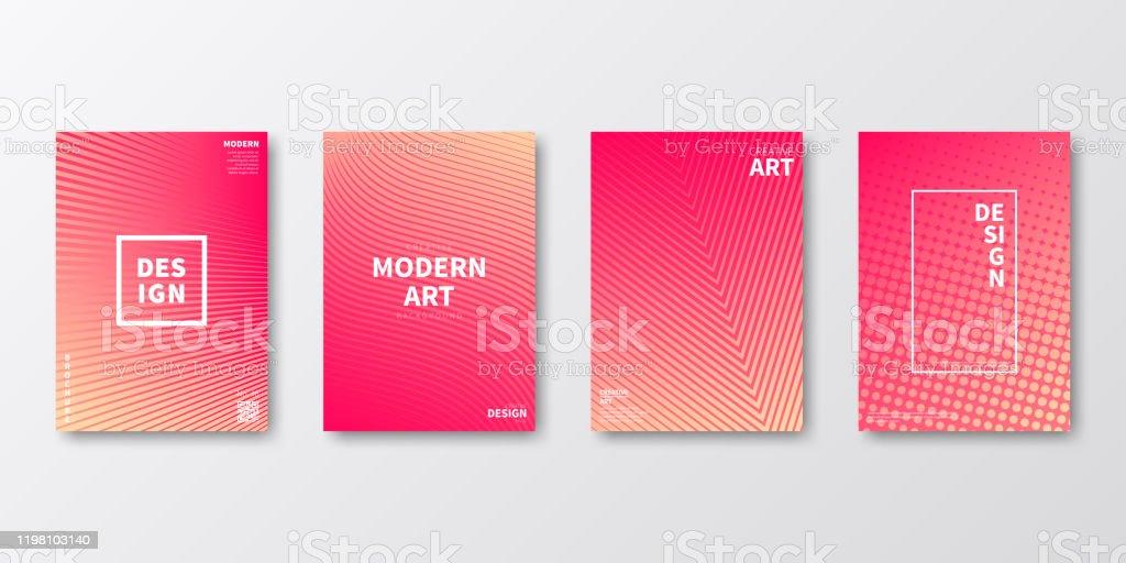 Broschyr mall layout, Red Cover design, Business årsredovisning, Flyer, Magazine - Royaltyfri Abstrakt vektorgrafik