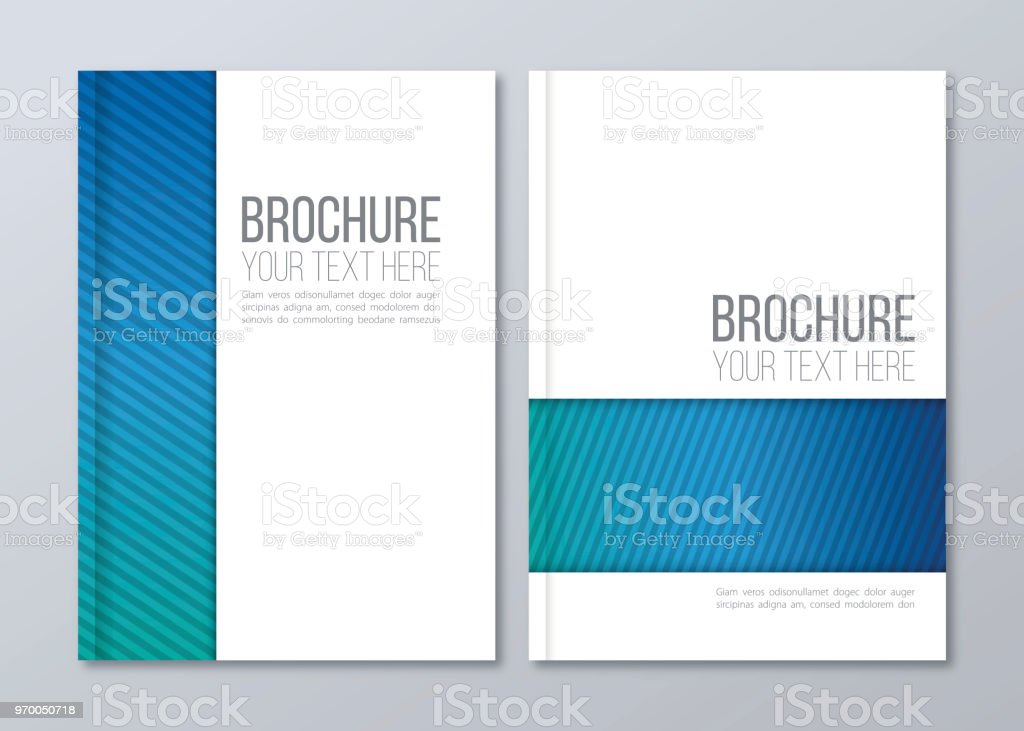 Brochure template vector corporate business stationery design brochure template vector corporate business stationery design geometric flyer backgrounds royalty free wajeb Image collections