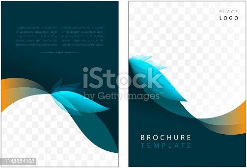 istock brochure template 1148854103