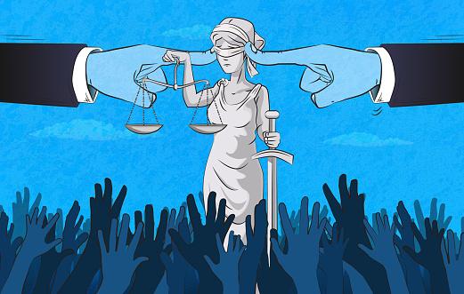 Broken Justice System
