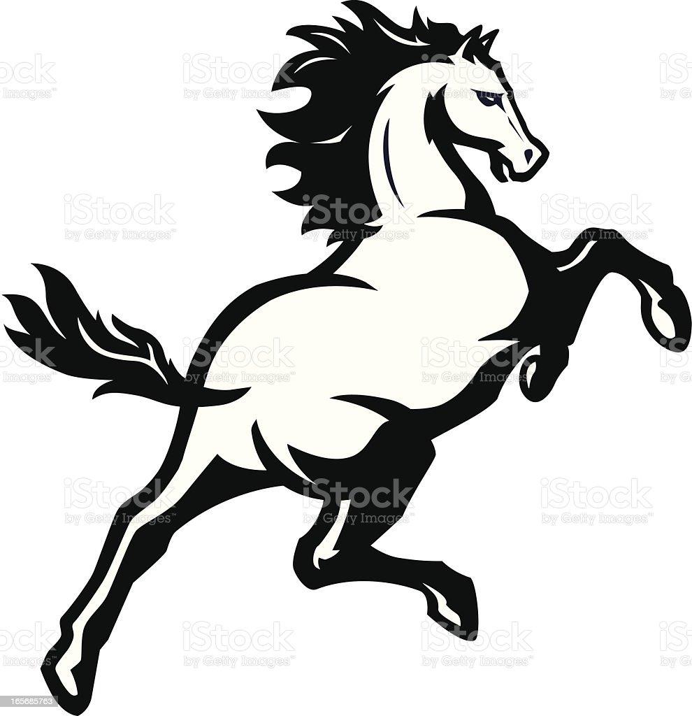 Картинки по запросу horse b&w