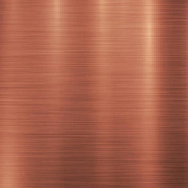 bronze metal technology background - kupfer stock-grafiken, -clipart, -cartoons und -symbole