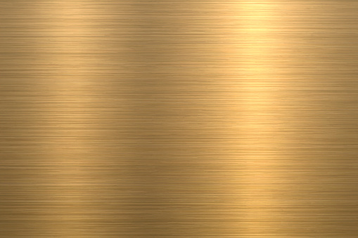 Bronze or Copper Metal Texture Background can be used for design. With space for text.