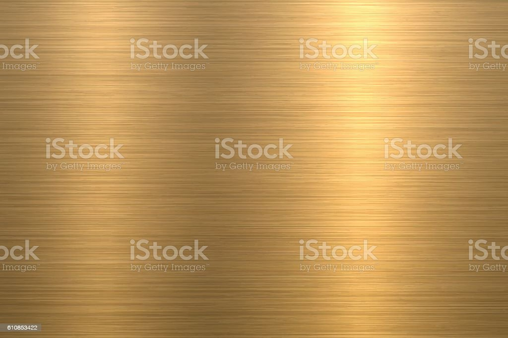 Bronze or Copper Metal Texture Background vector art illustration
