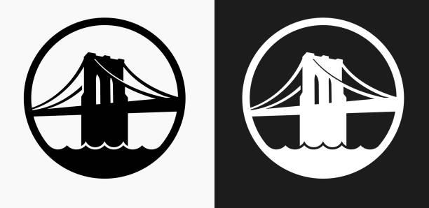 Black And White Brooklyn Bridge Photograph by Shane Psaltis  |Brooklyn Bridge Painting Black And White