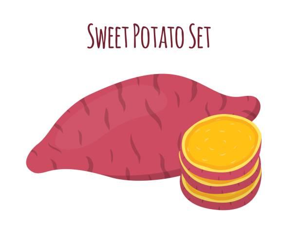 Best Sweet Potato Illustrations, Royalty-Free Vector ... (612 x 468 Pixel)
